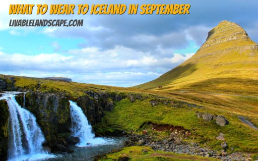 What to wear to Iceland in September