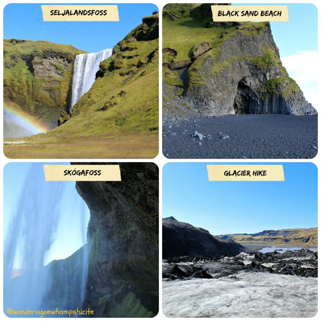 Best Iceland 6 Day Itinerary - South Coast Day 1