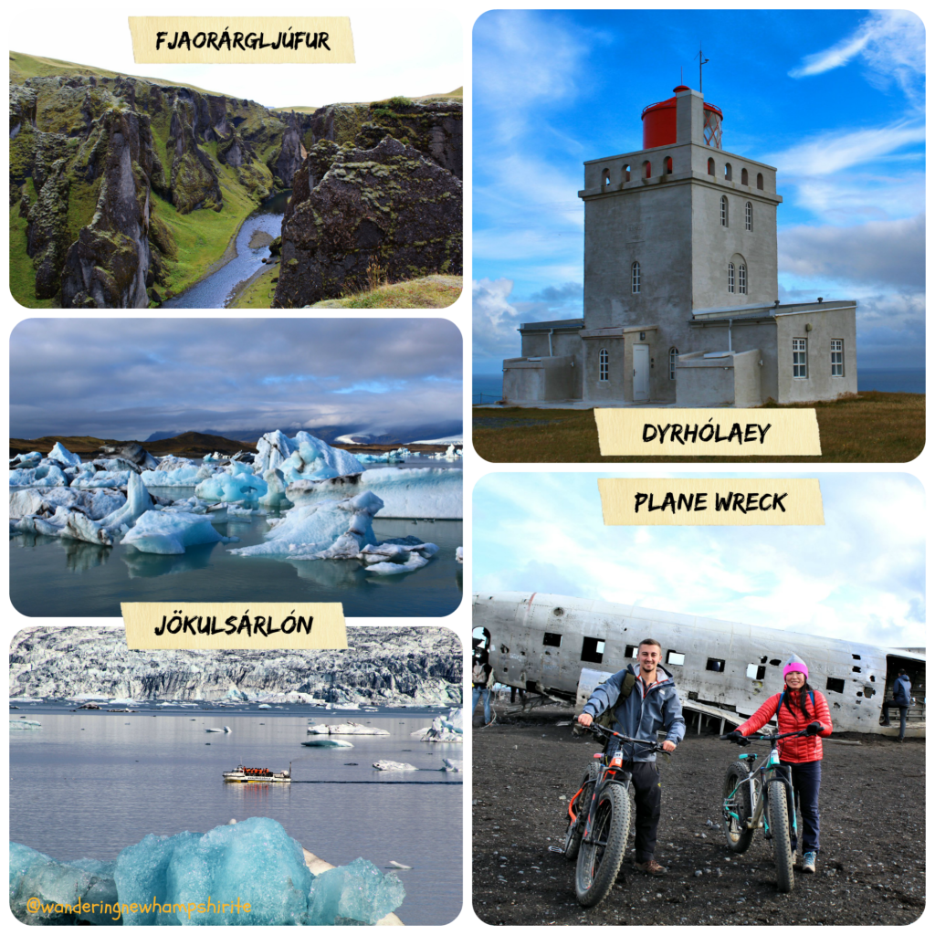 Best Iceland 6 Day Itinerary - Southcoast Day 2